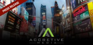 Accretive Media, a New Cutting Edge Programmatic DOOH Ad Platform, Joins DPAA