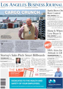 Accretive Media Featured in the Los Angeles Business Journal – May 2018