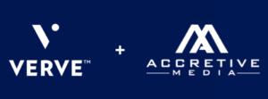 Accretive Media & Verve Mobile Announce Exclusive Partnership – September 2018