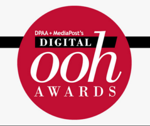 Congratulations to The Richards Group for their MediaPost DOOH Award!