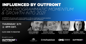 Watch Accretive Media CEO on OUTFRONT pDOOH Panel